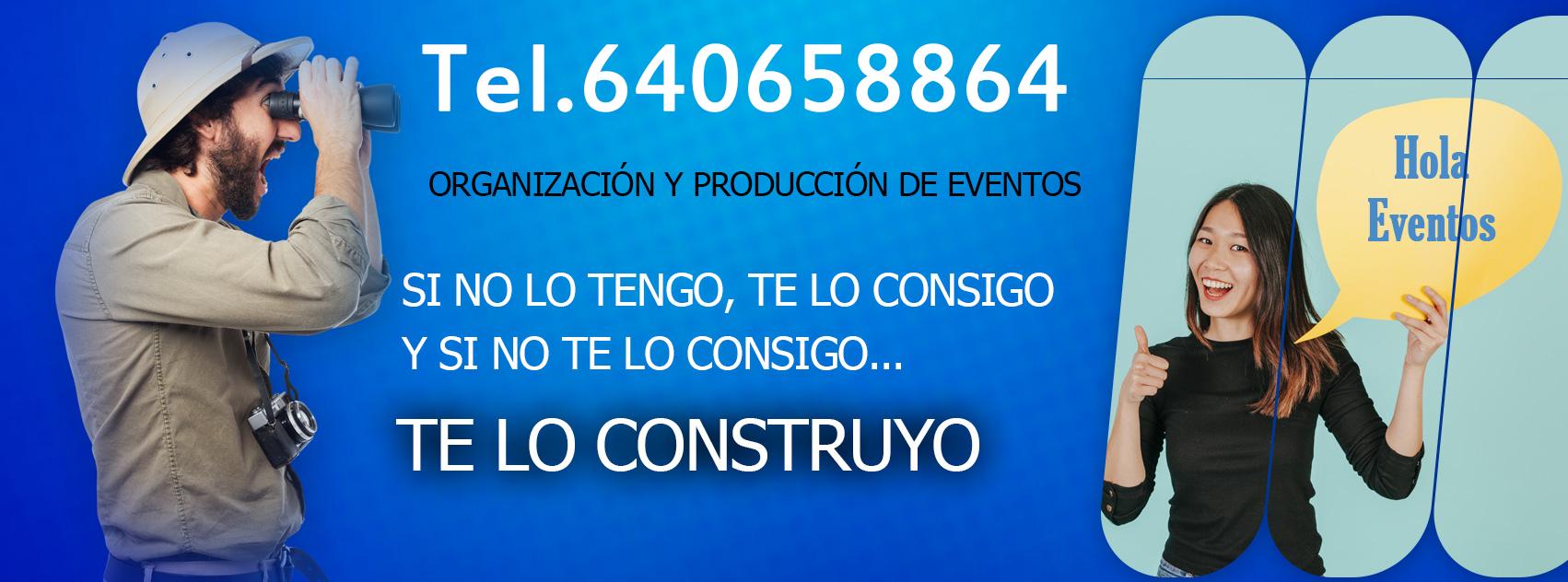Hola Eventos Madrid, Organización de Eventos Madrid